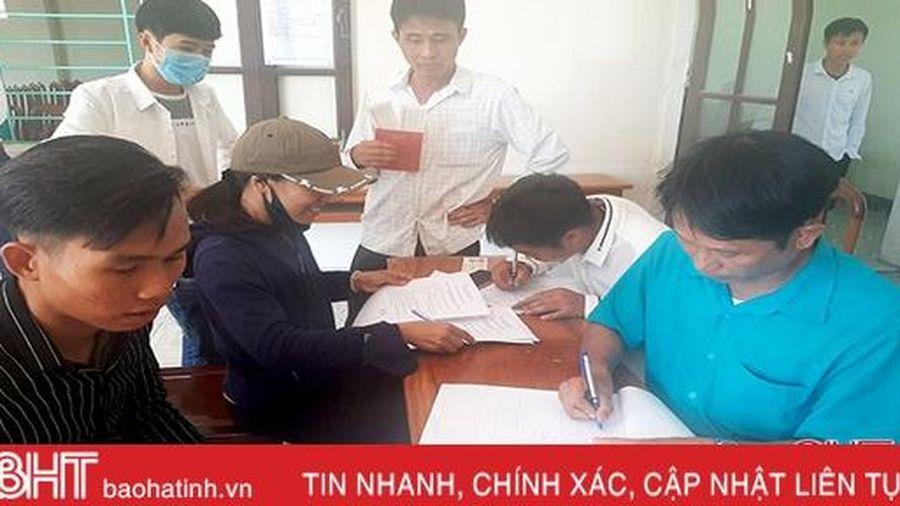 Hơn 500 lao động Hà Tĩnh đỗ kỳ thi tiếng Hàn