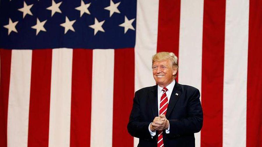 Tổng thống Trump hé lộ ý tưởng tái tranh cử năm 2024