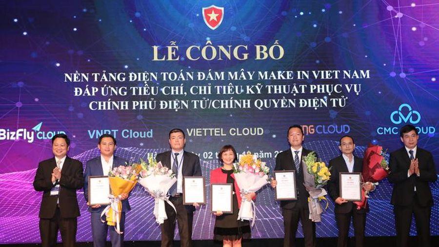 Việt Nam sẽ làm chủ tất cả sản phẩm an toàn, an ninh mạng vào đầu năm 2021