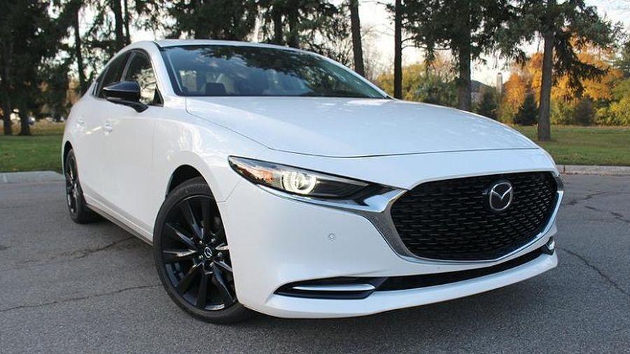Mazda3 thêm biến thể động cơ tăng áp, chốt giá 714 triệu đồng