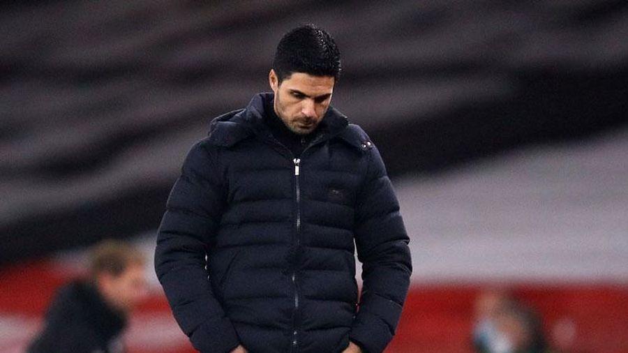 Arsenal khủng hoảng: Xoay sở thế nào đây, Arteta?