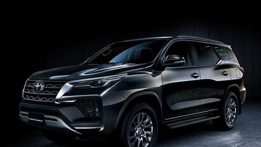 Toyota Fortuner 2021 bản chạy động cơ xăng V6 4,0 lít tăng tốc 0-100 km/h chỉ 9 giây