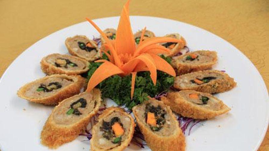 Chả giò rong biển: Món khai vị cho bữa tiệc gia đình