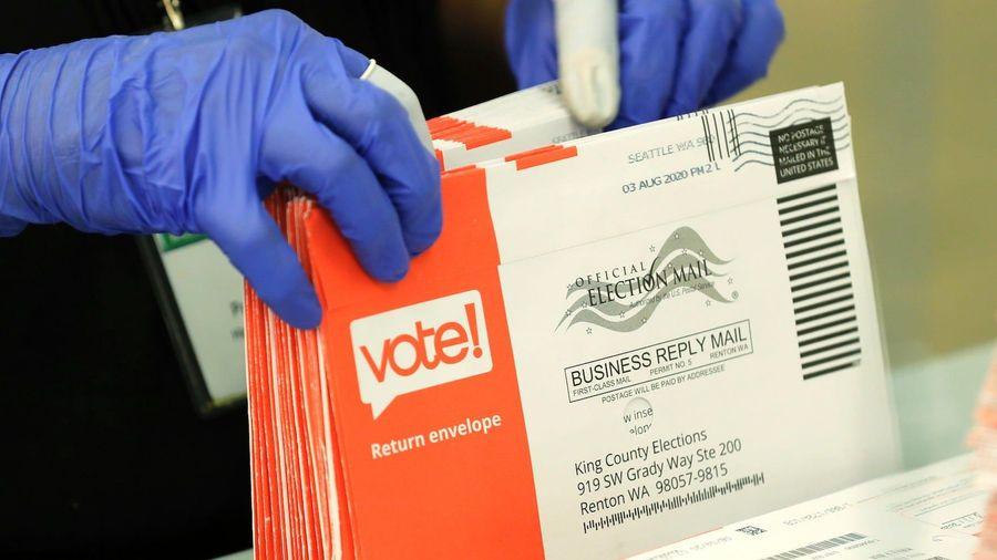 Bưu điện Mỹ gắn nhãn thư Trump 'Không thể gửi được', 388.000 phiếu bầu tồn đọng hoặc 'biến mất'