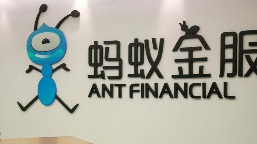 'Giấc mơ dang dở' của Ant Group