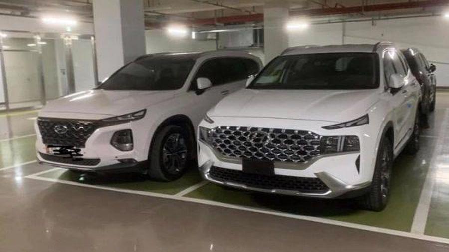 TC Motor nói gì về việc Hyundai Santa Fe 2021 lộ diện tại Việt Nam?