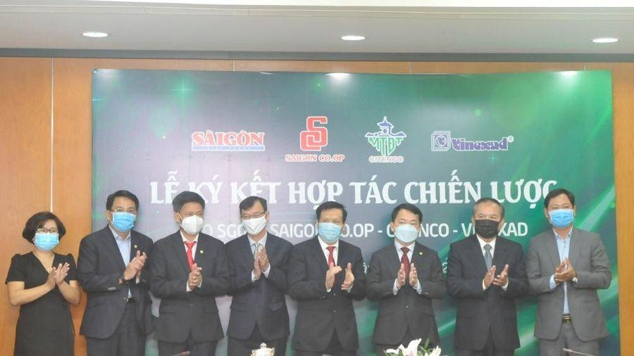 Hợp tác nâng cao vị thế hàng Việt - Hướng đến phát triển sản xuất xanh, bền vững