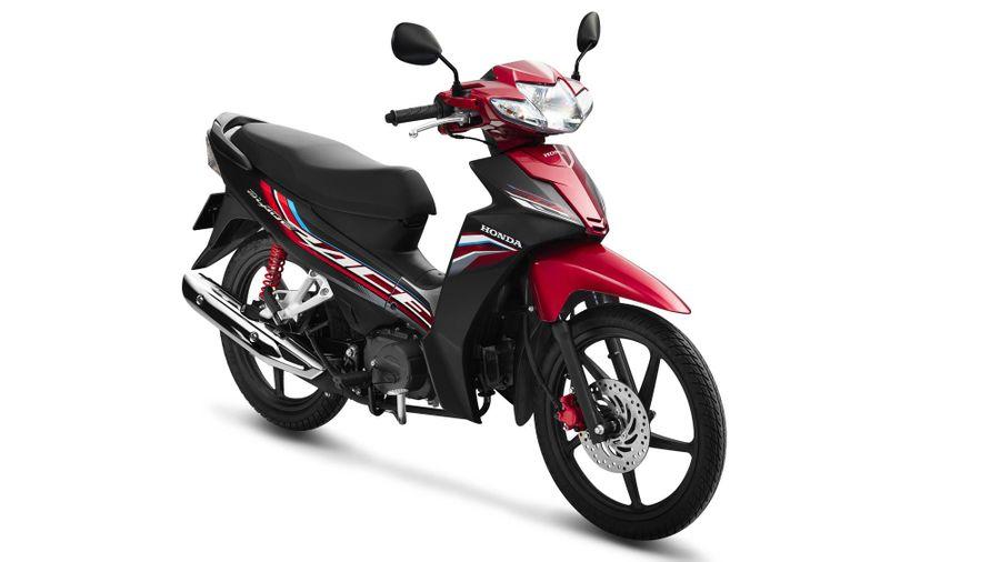 Honda Blade 110cc mới ra mắt thị trường, giá từ 19 triệu đồng