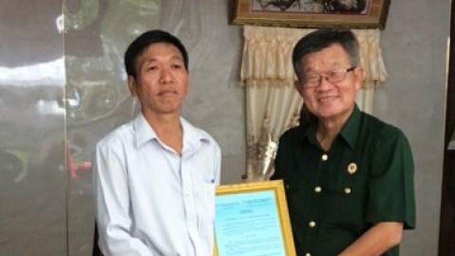 Hội Cựu chiến binh tỉnh An Giang trao tặng nhà 'Đồng đội' cho hội viên