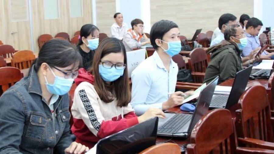 An Giang: Tập huấn phần mềm thống kê y tế điện tử cho các đơn vị y tế