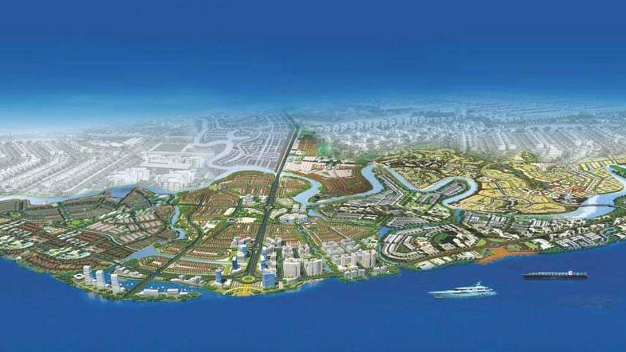 Nam Long thâu tóm thêm cổ phần tại dự án Waterfront từ Keppel Land