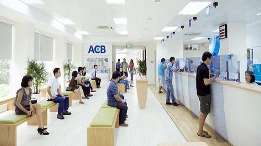 ACB chính thức đưa hơn 2 tỷ cổ phiếu giao dịch trên HoSE ngày 9/12 với giá tham chiếu 26.400 đồng/cp