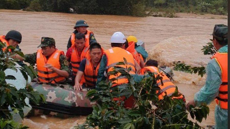 Du khách bị lũ cuốn tại Lâm Đồng: Công ty Gutrip chưa được phép kinh doanh lữ hành