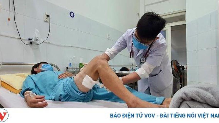 Bệnh nhân Whitmore nhập viện Đà Nẵng gia tăng