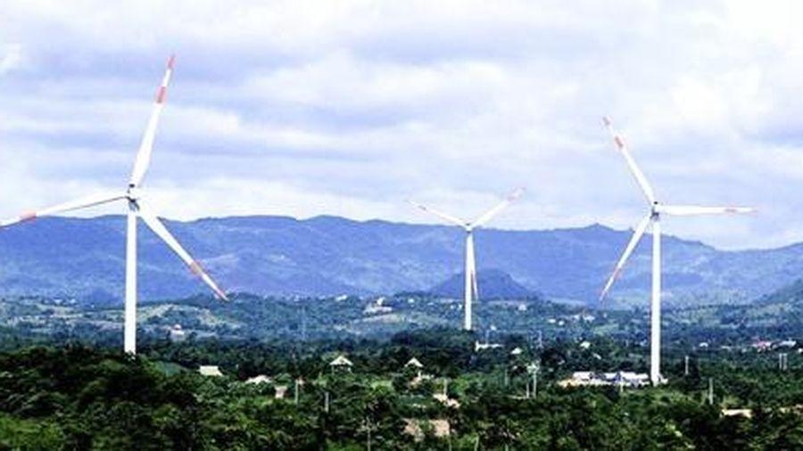 Quảng Trị phê duyệt chủ trương đầu tư 5 dự án điện gió