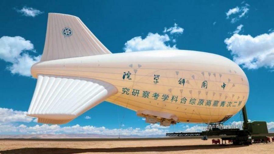Chuyên gia Nhật: Trung Quốc dùng khinh khí cầu giám sát Biển Đông