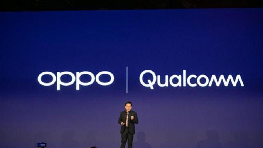 OPPO ra mắt flagship 5G sử dụng Qualcomm Snapdragon 888 5G