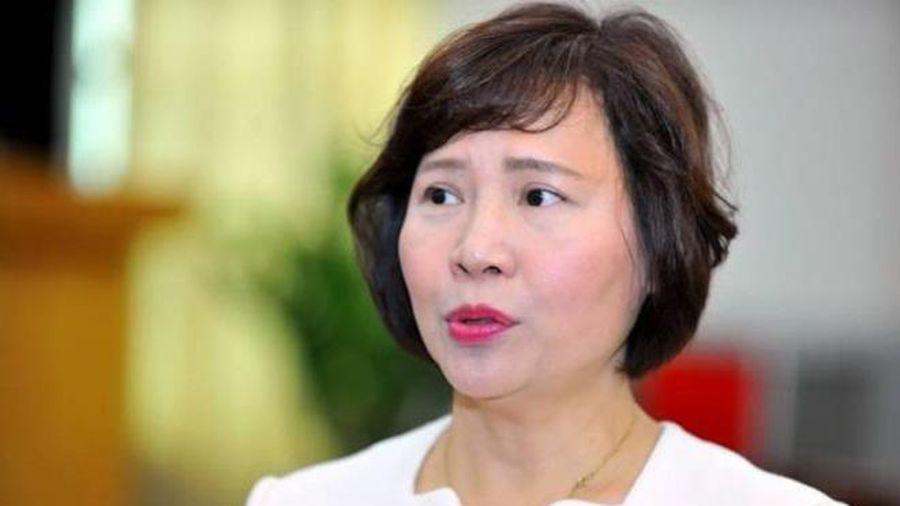 Truy nã đỏ nguyên Thứ trưởng Bộ Công Thương Hồ Thị Kim Thoa