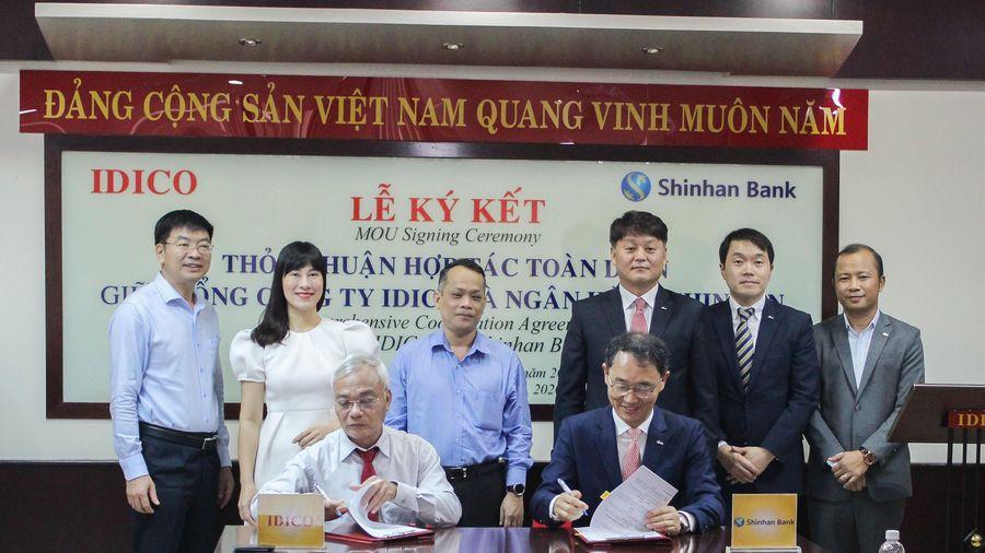 Ngân hàng Shinhan ký hợp tác với IDICO, trường Quốc tế St. Mary's, Học viện Jello