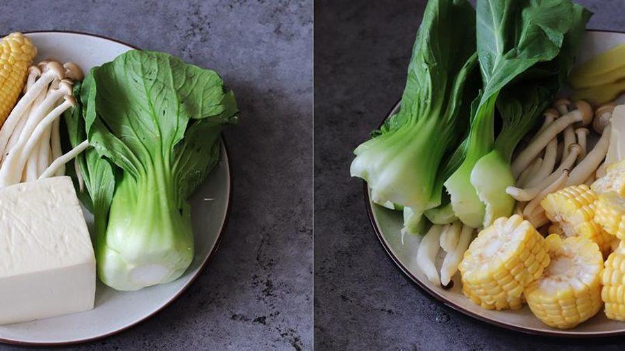 Ngày nào tôi cũng nấu món canh này mang đi làm ăn trưa, sau 2 tuần giảm cả 3cm vòng eo!