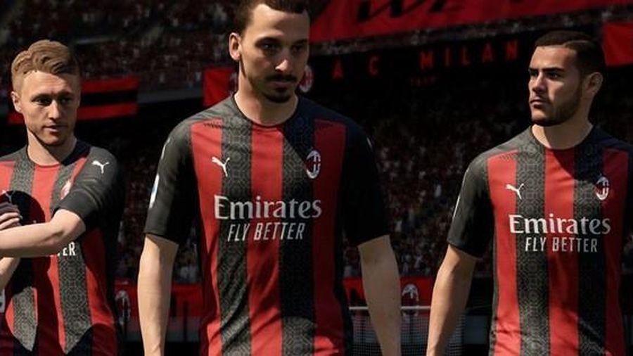Ibrahimovic phản hồi cực gắt với nhà sản xuất game FIFA