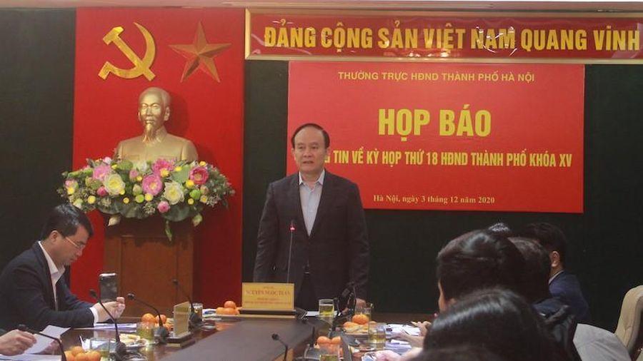 Hà Nội sẽ bầu tân Chủ tịch HĐND TP và 5 Phó Chủ tịch UBND TP