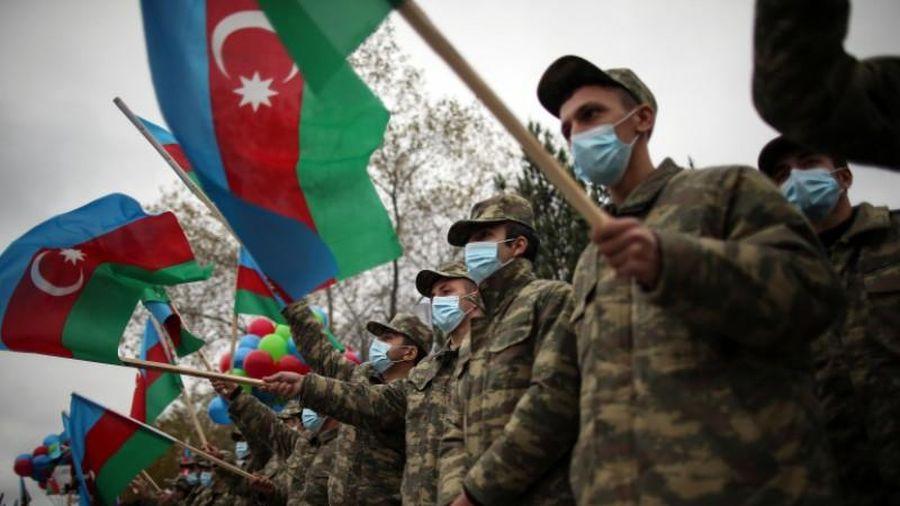 Azerbaijan lần đầu công bố số binh sĩ thương vong trong cuộc chiến với Armenia
