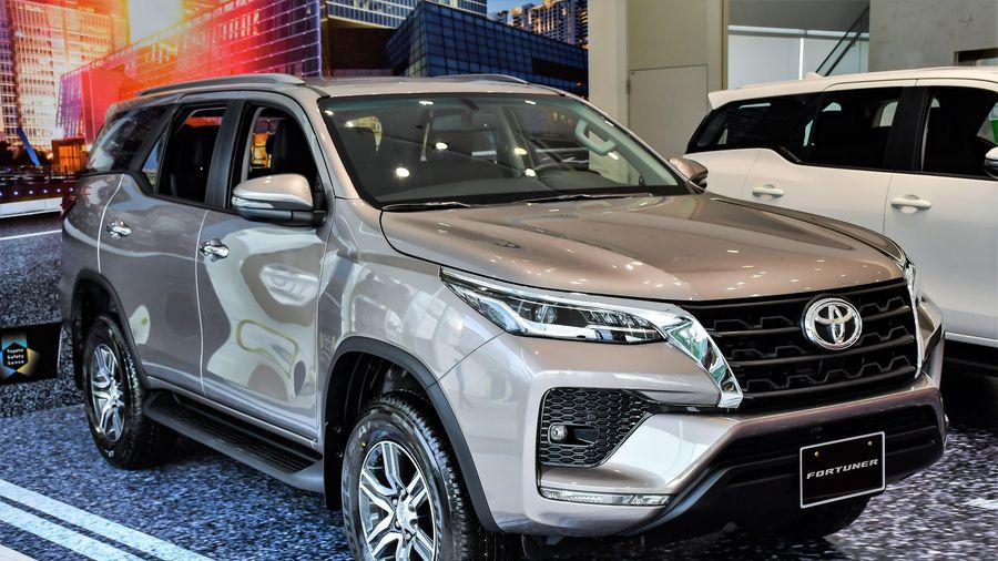Gần 1.500 xe Toyota Fortuner có nguy cơ mất lực phanh tại Malaysia
