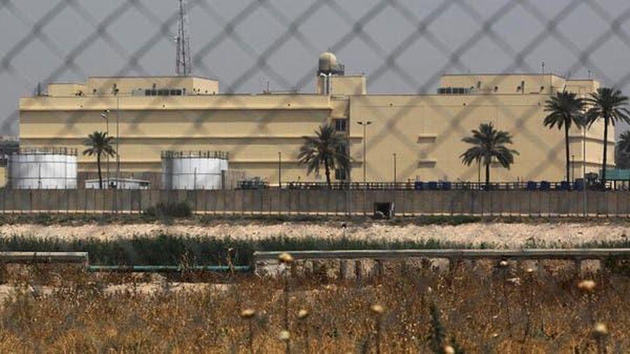Mỹ rút bớt nhân viên khỏi đại sứ quán ở Iraq