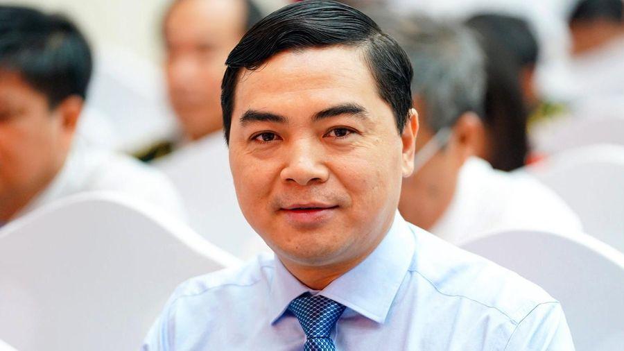 Ông Nguyễn Hoài Anh giữ chức Chủ tịch HĐND tỉnh Bình Thuận