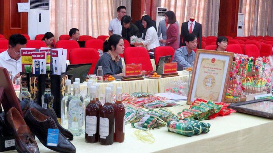 Phú Xuyên tăng giá trị sản phẩm OCOP