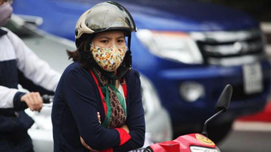 Mẹo giữ ấm cơ thể khi di chuyển trên đường trong mùa đông