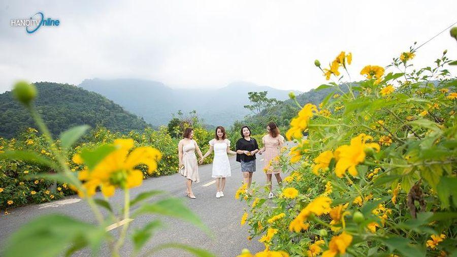 Tháng 11, khách du lịch đến Hà Nội tăng 29% so tháng trước