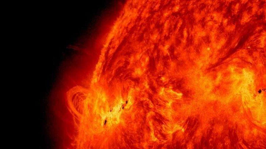 Ngọn lửa Mặt trời mạnh nhất trong 3 năm