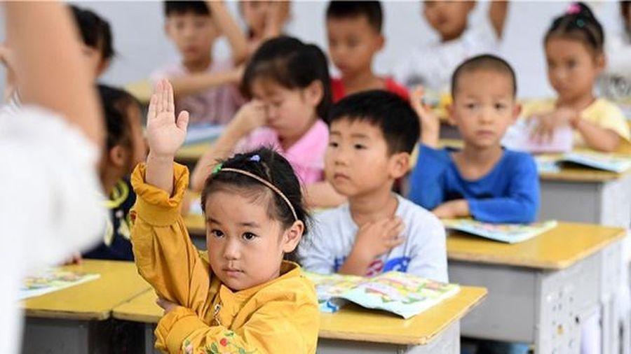 Trung Quốc: Chính phủ chi cho GD duy trì trên 4% GDP trong 8 năm liên tiếp