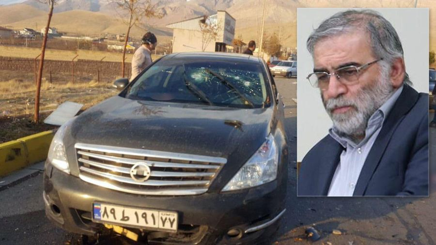 Quan chức Mỹ tiết lộ chủ mưu đứng sau vụ ám sát nhà khoa học hạt nhân Iran