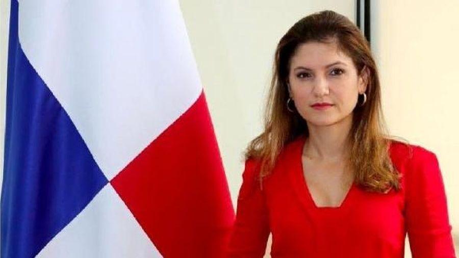 Điện mừng Bộ trưởng Ngoại giao Panama