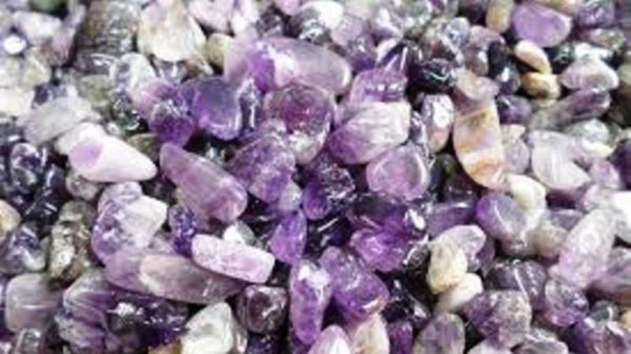 Đắk Nông: Xử phạt tài xế vận chuyển đá trái phép