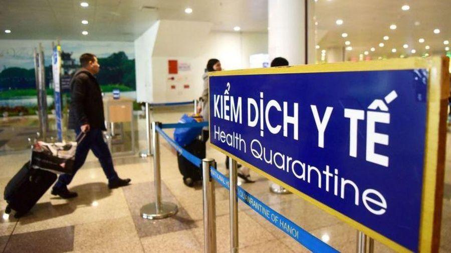 Bộ Ngoại giao nói gì về thông tin 'người Đài Loan phải nộp phí bôi trơn khi vào Việt Nam'?
