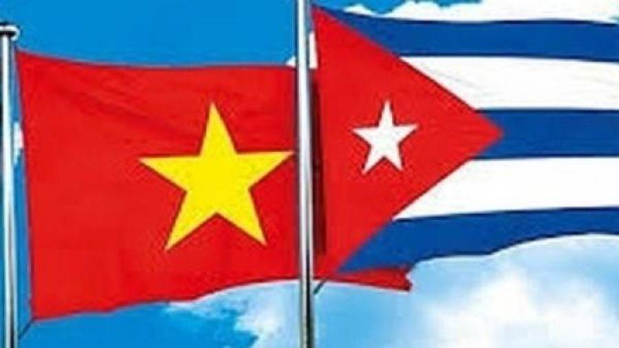 Tin Bộ Ngoại giao: Điện mừng kỷ niệm 60 năm thiết lập quan hệ ngoại giao giữa hai nước Việt Nam và Cộng hòa Cu-ba