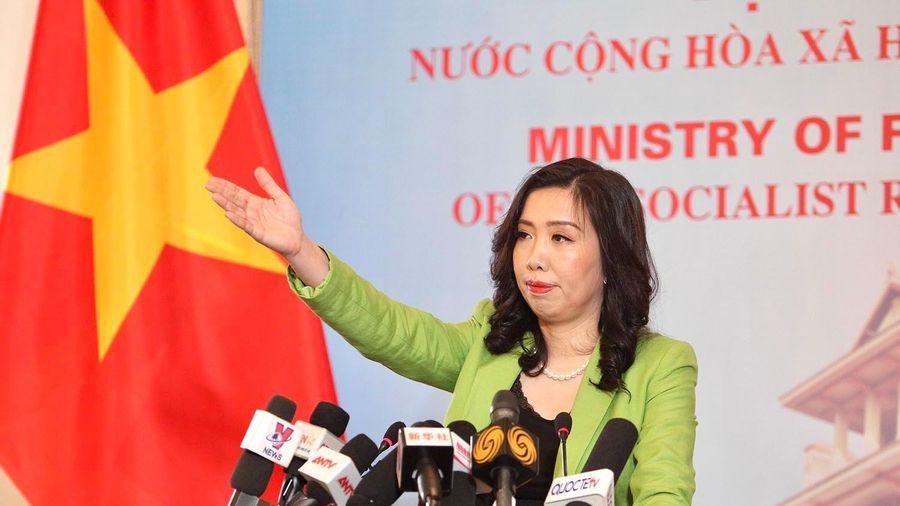 Phản đối Đài Loan tập trận, yêu cầu Trung Quốc hủy tour du lịch ở Biển Đông