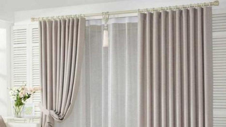 Bật mí hướng dẫn cách giặt rèm cửa chi tiết đơn giản tại nhà
