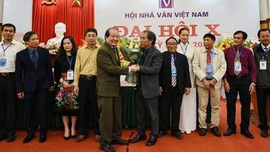 Đại hội Hội Nhà văn Việt Nam lần thứ X: Dấu mốc đổi mới và chuyển giao thế hệ