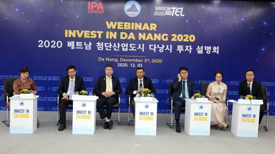Đà Nẵng xúc tiến đầu tư công nghệ cao với các doanh nghiệp Hàn Quốc