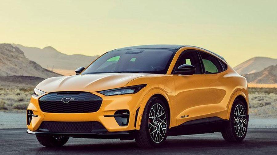 Ford Mustang Mach-E có thêm phiên bản hiệu suất cao, giá chưa hé lộ