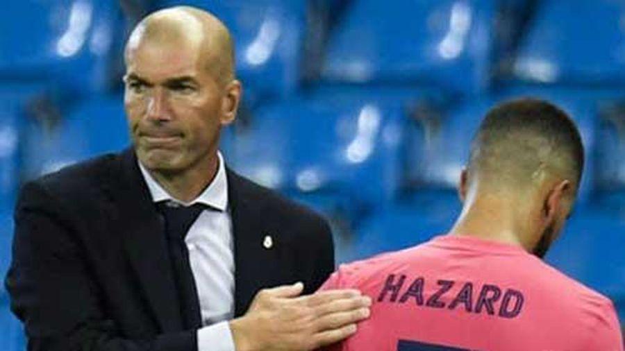 Zidane mất niềm tin vào 8 ngôi sao của Real Madrid