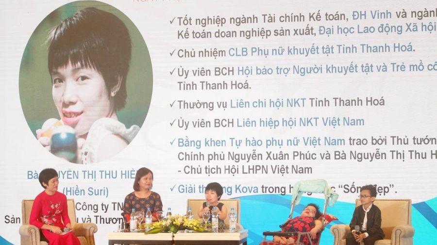 Chuyện về nữ giám đốc 'tí hon'…
