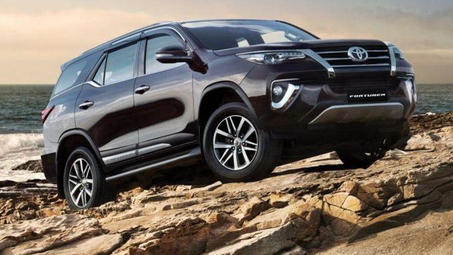 Xuất hiện nguy cơ phanh mất lực trên xe Toyota Fortuner và Hilux
