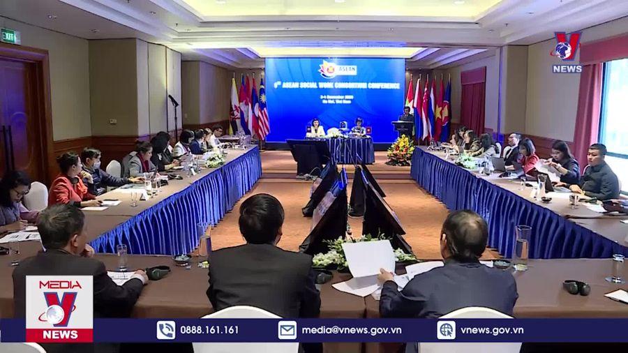 Thúc đẩy công tác xã hội trong khối ASEAN