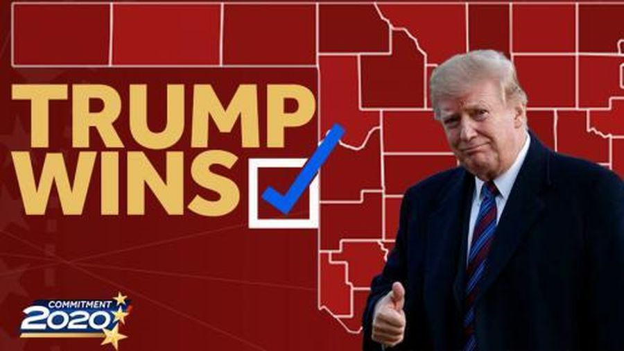Bang Iowa xác nhận chiến thắng tại cuộc bầu cử năm 2020 cho Tổng thống Donald Trump